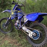 2002 yz125 with Athena 144 big bore kit