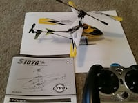 yellow and black rc helicopter Concord, 94518