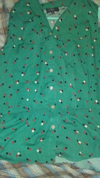 green polka dot shirt Woodbridge, 22193