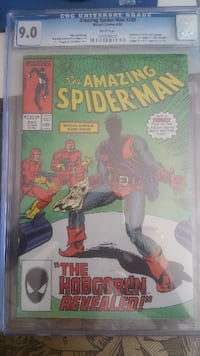 AMAZING SPIDER-MAN #289  Toronto