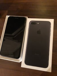 iPhone 7 plus Black 256GB Porsgrunn, 3936