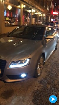 Audi - A5 - 2010 S line 138k driving with 6 months left guarantee Helsingborg, 252 46
