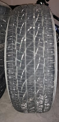 All season tires 265/65R17 still have 80% only use for 5 month it's from my Tacoma 2018 ... Calgary, T2X 0X7