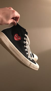 CDG play hi top Converse Reston, 20190