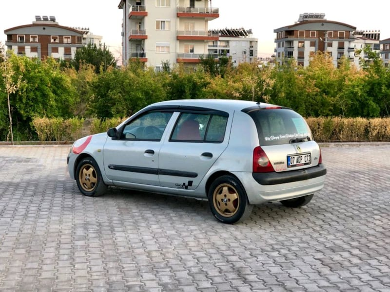 RENAULT  CLİO  2003 HB ORJINAL 3eaf8313-c767-43a8-aaad-5a0defb239f2