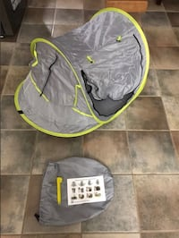 New, unused.... Sunnec Large Baby Camp Tent, UPF 50+ Sun Portable Baby Travel Bed Travel Cribs Pop Up Folding Beach St Thomas, N5R 6M6