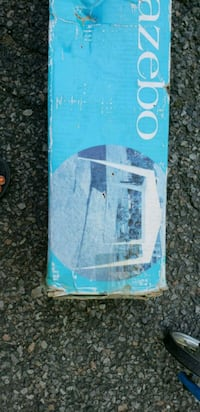 white and blue plastic pack Northport, 11768