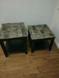 Pair of side/end table Anaheim