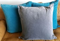 4 Cushions with Zepper Phoenix, 85012