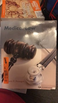Medical law and Ethics (3rd edition)  Mc Lean, 22102