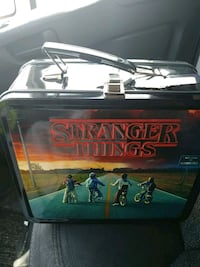 lounge fly stranger things lunchbox metal
