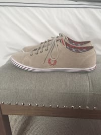Fred Perry Shoes Toronto, M8Y