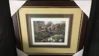 painting of flower garden Moncks Corner, 29461