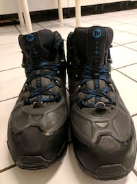 Men's Merrell Hiking Shoes/Boots, size 10.5 Kitchener, N2H 5K7