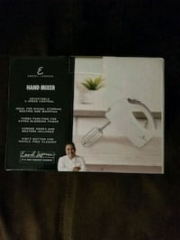 Emeril Lagasse Hand Mixer (BNIB)
