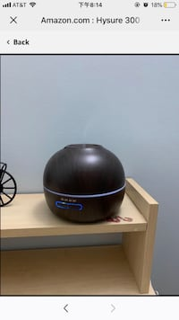 Humidifier with 7 Color Light Timer Mist Mode 华盛顿, 20011