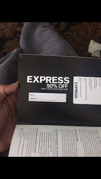 50% off express coupon Springfield, 22150
