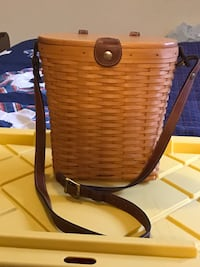 brown wicker basket Stephens City, 22655