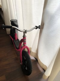 Balance bike very good condition Vancouver, V6R 1K1