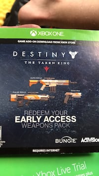 xbox one Destiny add on Florissant, 63031