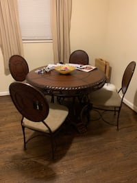 Brown and Beige Dinning Room Table  Temple Hills, 20748