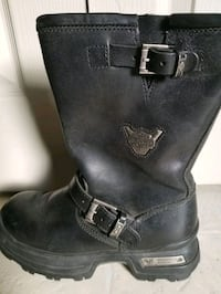 Harley's Davidson motorcycle boots size 6.5 Calgary, T2J 0L8