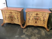 Pretty Dressers (175 each or the pair for 300) Las Vegas, 89119