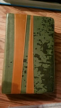 New teen study bible and case Springfield, 22153