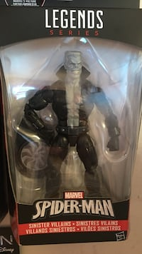 Marvel legends New York, 10451