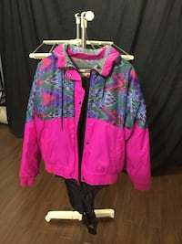 Women's Choko Snowmobile Suit, coat (large), pants (medium)  excellent condition!/10/10 Bolton, L7E 1X4