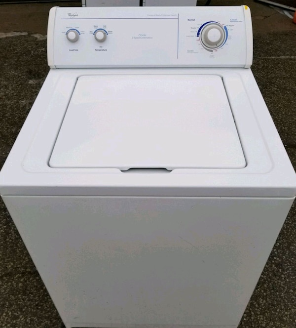 Used Whirlpool washer, 12 month warranty for sale in Richmond Hill - letgo