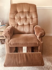 Recliner n rocker chair .