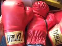 size 16 boxing glove from Everlast,6690 Mississauga