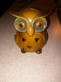 Owl candle holder Montclair, 91763