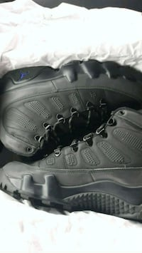 Retro 9 Jordan nrg boot (size 9) Clinton