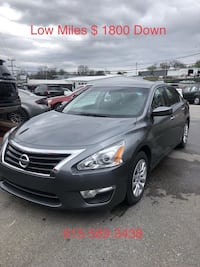 Nissan - Altima - 2015 only $ 1800 Down Payment Nashville