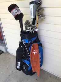 Ping Golf Set with bag and second driver/putter Dumfries, 22025