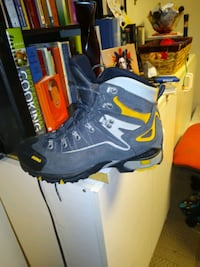 """Aseolos  Men""""s Hiking Boots"""