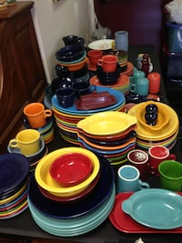 Fiesta Dishes Providence