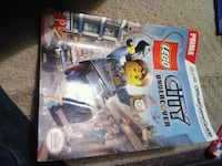 Wiiu Game Guide; LEGO City Undercover Lake Mills, 53551