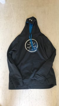 black and blue zip-up hoodie Winnipeg, R3M 2T4