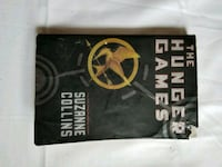 The Hunger Games by Suzanne Collins book Eldred