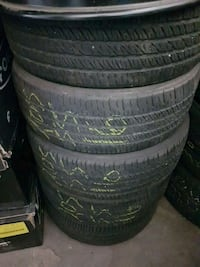 205 55 16 set of 4 Goodyear tires $180 Vaughan, L4L