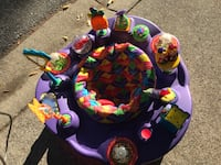 baby's multicolored activity saucer Surrey, V4N