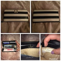 Black & white authentic Kate spade wallet Pitt Meadows, V3Y 1M8