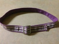 Child's purple belt Omaha, 68104