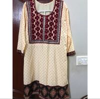 Embroided girls kurta ISLAMABAD