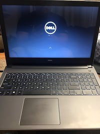 black and gray Dell laptop Anchorage, 99517
