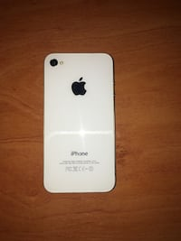 iPhone 4s de 16 GB blanco en perfecto estaso