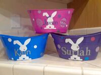 Personalized Easter Baskets Bakersfield, 93312